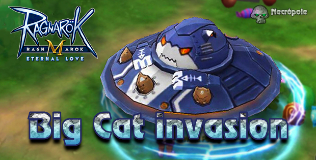 [ BIG CAT INVASION ] @ Prontera South Gate
