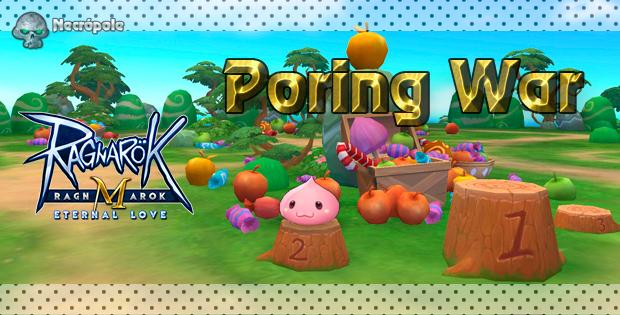 [ PORING FIGHT ] @ Poring Island em Morroc > Sograt Desert > Portal Direito
